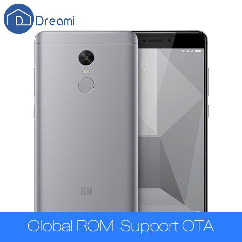 Dreami Original Xiaomi Redmi Note 4X 3GB 32GB Octa Core Snapdragon 625 Fingerprint ID 13MP 5.5 Inch Cellphone Redmi Note 4 X
