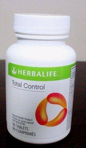Herbalife Total Control Weight Loss Supplement 90 Tablets