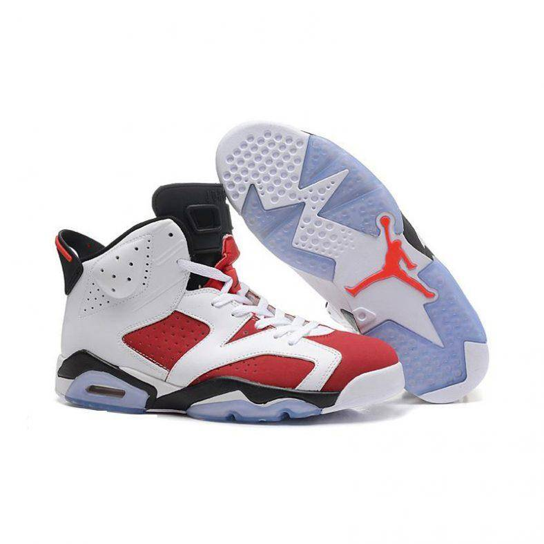 09660225 Jordan Air Retro 6 Men Basketball shoes Infrared Oreo WhiteInfared-Black  Olympic Carmine Athletic Outdoor Sport Sneakers 41-46
