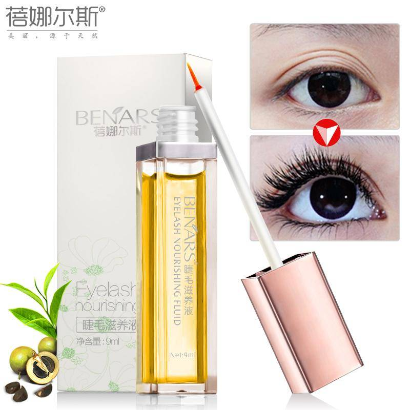 Eyelash Growth Liquid Treatment 9ml face care eye care onger slender makeup eyelash growth serum 7days enhancer mascara