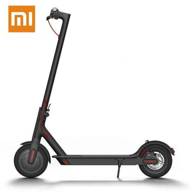 Xiaomi Mijia M365 Smart Electric Foldable Scooter Ultralight BMS Double Brake System Load 100kg 2 Wheels 30km mileage Scooters